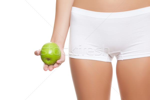 Eat healty and have perfect skin Stock photo © tommyandone