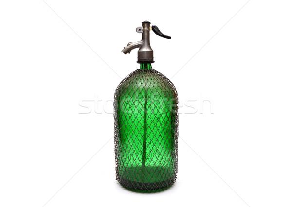 vintage soda dispenser Stock photo © tony4urban
