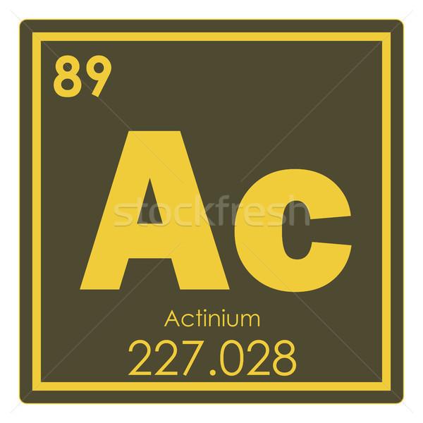 化学 周期表 科学 シンボル ストックフォト © tony4urban
