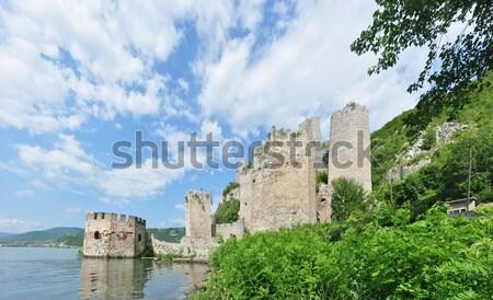 Golubac Fortress Stock photo © tony4urban