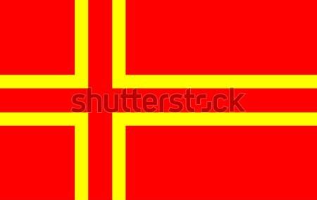 Nordic Cross Stock photo © tony4urban