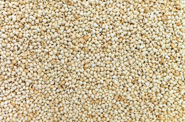 Textuur zaden voedsel Stockfoto © tony4urban