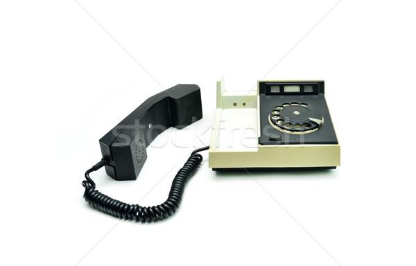 vintage phone offline Stock photo © tony4urban