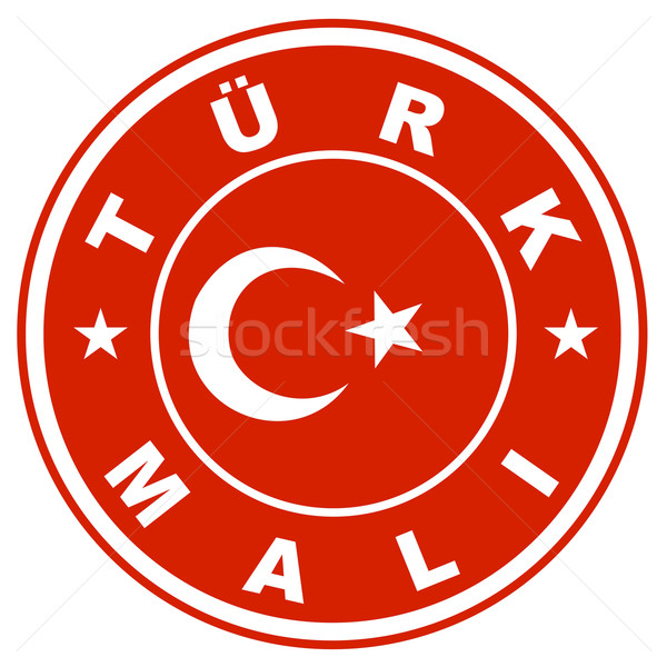 turk mali Stock photo © tony4urban