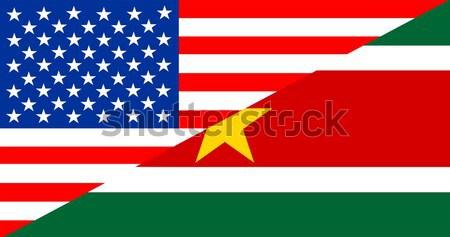 米国 ブルガリア 米国 アメリカ 国 ストックフォト © tony4urban