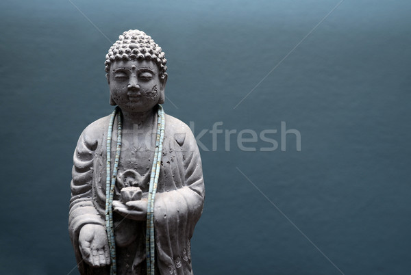 Buddha statue Stock photo © tony4urban