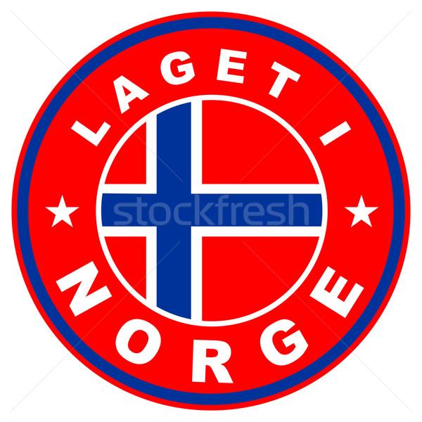 laget i norge Stock photo © tony4urban