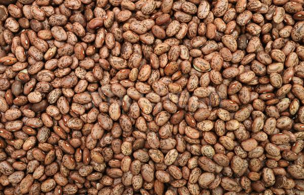 Pinto Beans texture Stock photo © tony4urban