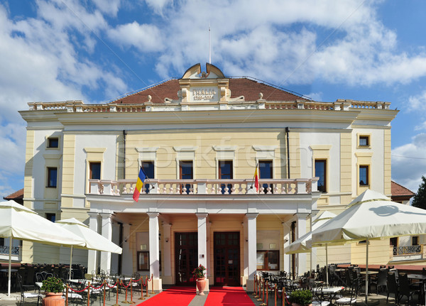 Sibiu Concert Hall Stock photo © tony4urban