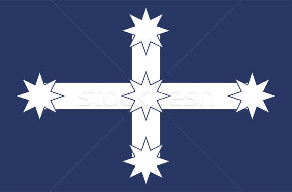 eureka flag Stock photo © tony4urban