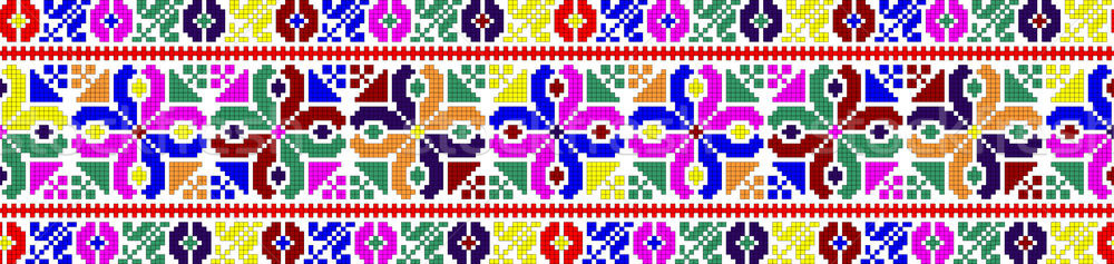slovakia folk motifs Stock photo © tony4urban