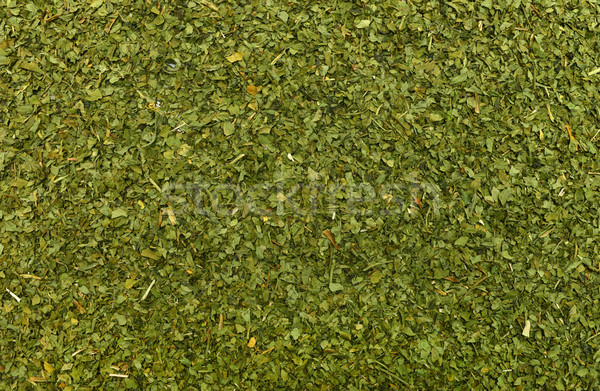 dry parsley texture Stock photo © tony4urban