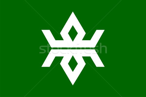 iwate flag Stock photo © tony4urban