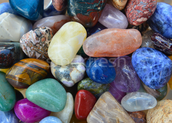 gem stones pattern Stock photo © tony4urban