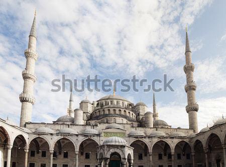 Blue Mosque Stock photo © tony4urban