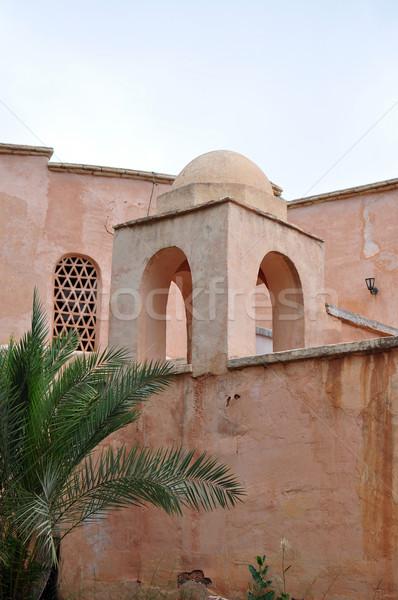agadir medina tower Stock photo © tony4urban
