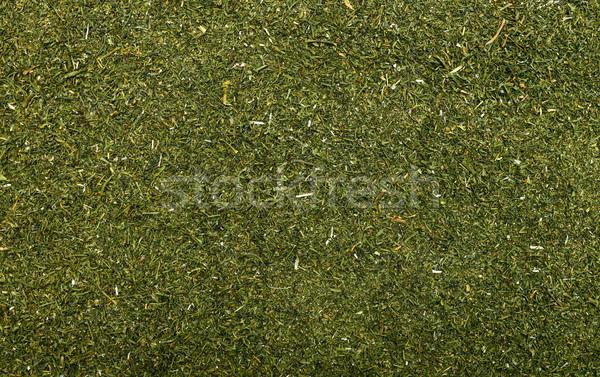 dry dill texture Stock photo © tony4urban