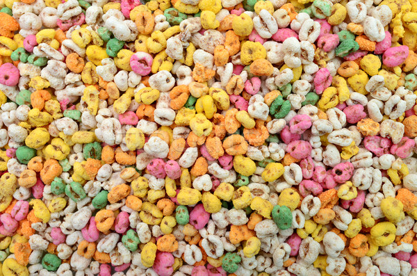 expanded wheat grains Stock photo © tony4urban