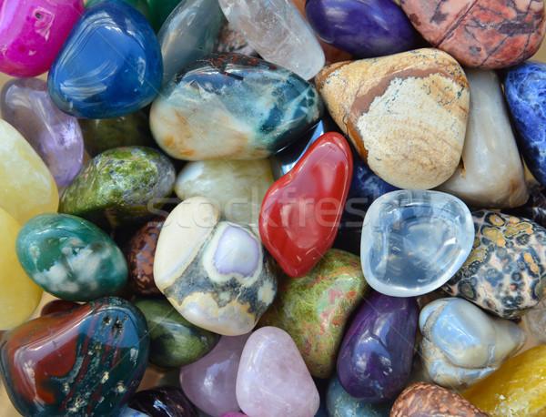 жемчужина камней шаблон текстуры геология Сток-фото © tony4urban