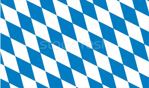 flag of bavaria Stock photo © tony4urban