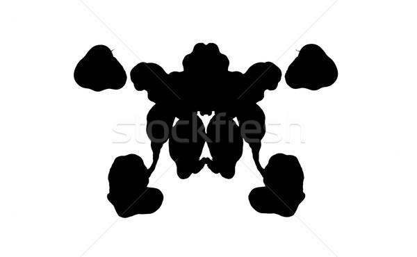 Rorschach test Stock photo © tony4urban