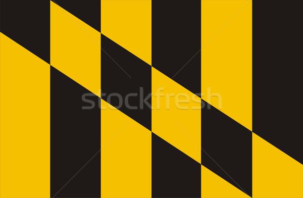 baltimore flag Stock photo © tony4urban