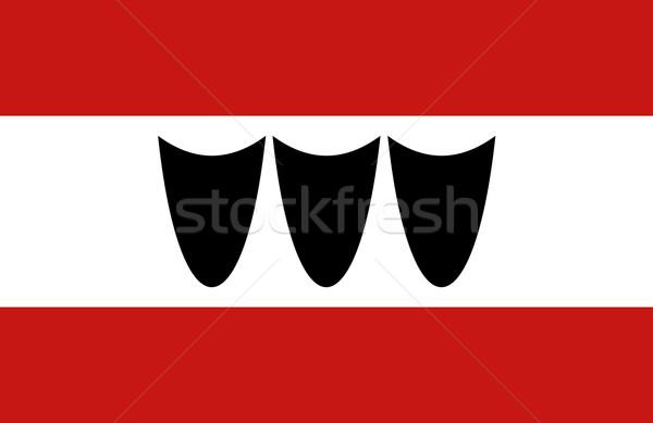 Trebic flag Stock photo © tony4urban