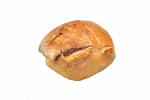 Brood oven geïsoleerd witte Stockfoto © tony4urban