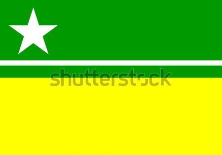 Boa Vista flag Stock photo © tony4urban
