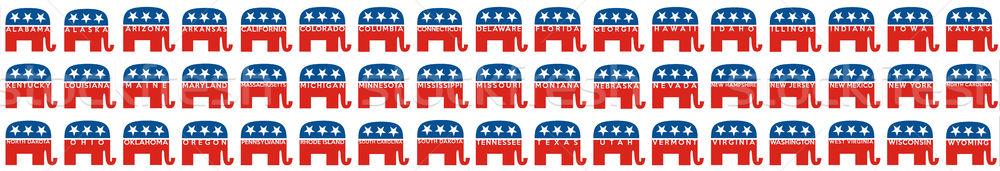 republicans Stock photo © tony4urban