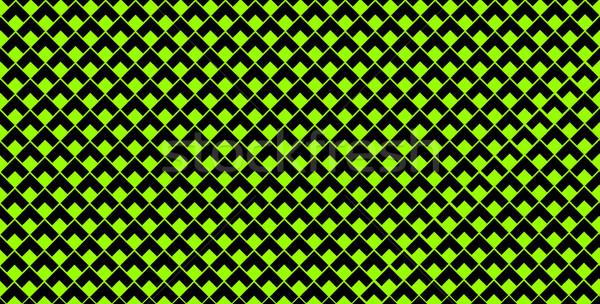 Resumen patrón geométrico verde negro ilustración Foto stock © tony4urban