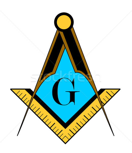freemason symbol  Stock photo © tony4urban