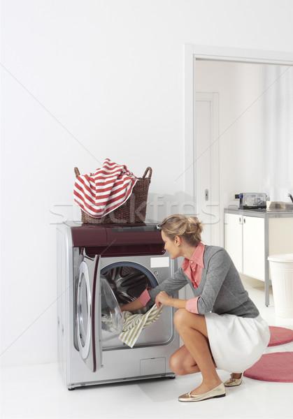 laundry Stock photo © toocan