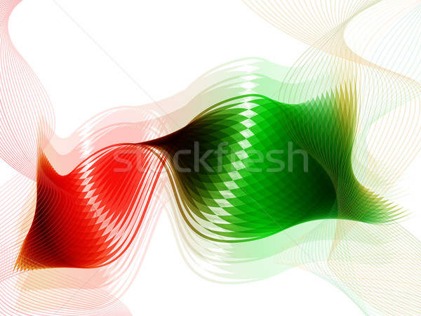 Stock photo: Abstract background colorful