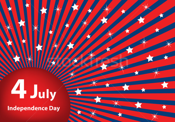 4 July independence day background Stock photo © toots