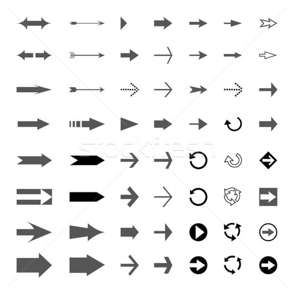 arrows Stock photo © toponium