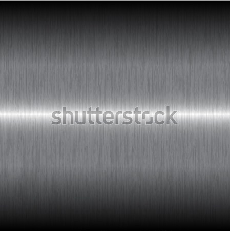 çelik basit gri doku ışık endüstriyel Stok fotoğraf © toponium