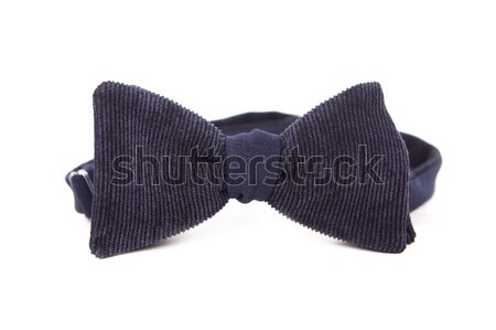 men's bow tie isolated on the white background Stock photo © traza