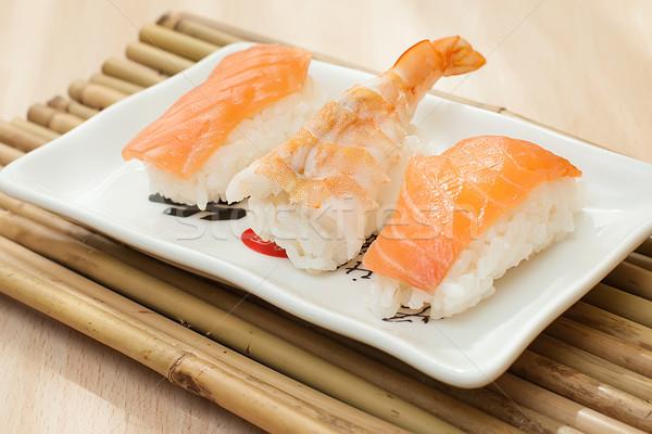 Sushi Nigiri Stock photo © trexec