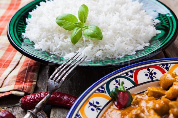 Basmati rice Stock photo © trexec