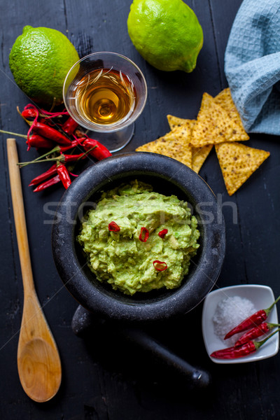 Mexican food Stock photo © trexec