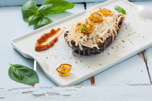 Vegan food Stock photo © trexec