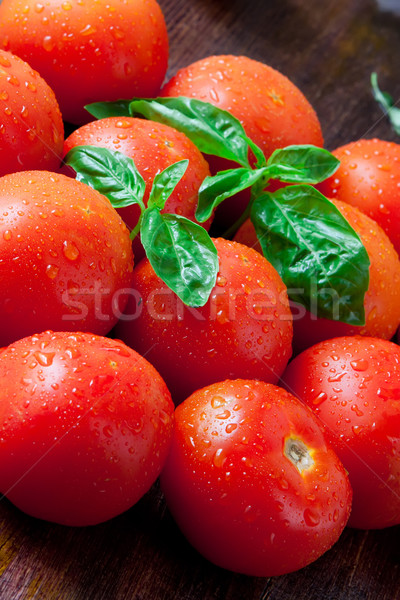 Vegetables Stock photo © trexec
