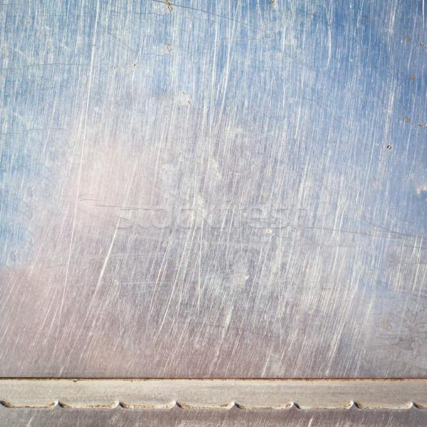 Metallic background Stock photo © trgowanlock