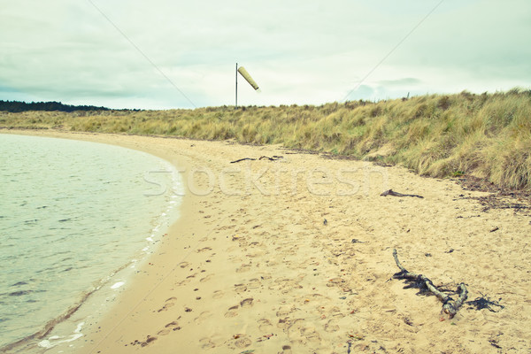 Beach in Scotland Stock photo © trgowanlock
