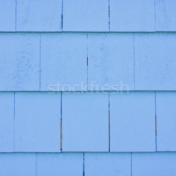 Blue panels Stock photo © trgowanlock