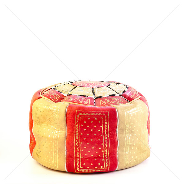 Moroccan cushion Stock photo © trgowanlock