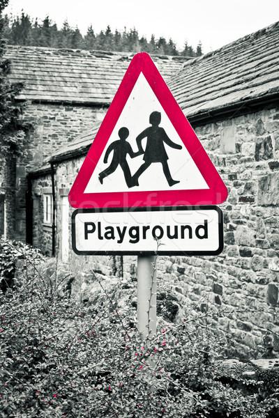 Playground Stock photo © trgowanlock