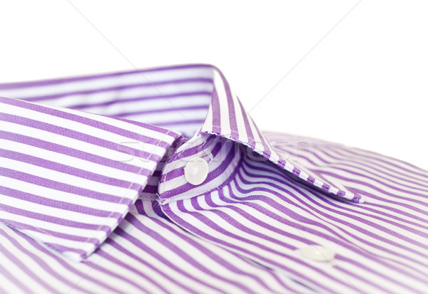 Shirt collar Stock photo © trgowanlock