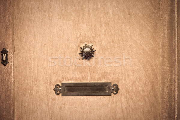 Door Stock photo © trgowanlock